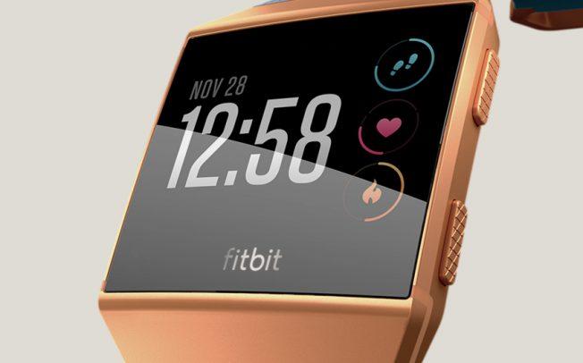 Fitbit представила смарт-часы Ionic