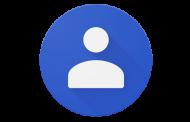 Приложение Google Контакты теперь доступно в Google Play