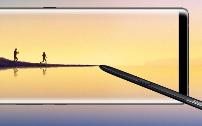 Samsung Galaxy Note 8 представлен