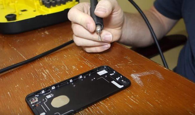 Моддер сумел вернуть аудиоджек в iPhone 7