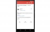 Gmail и Inbox научились превращать адреса и телефоны в ссылки