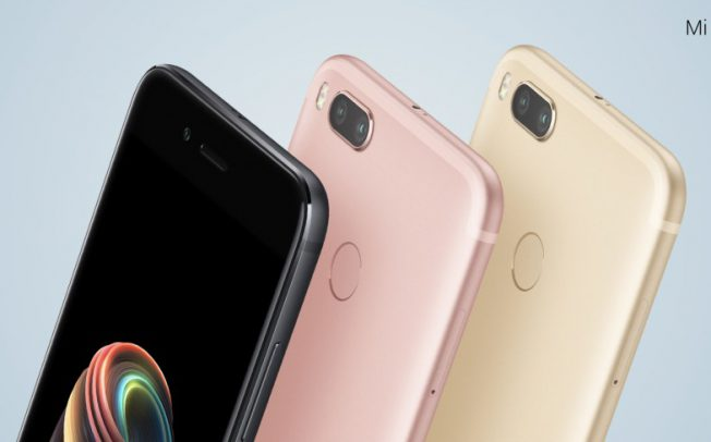 Xiaomi Mi A1 – Первый смартфон компании с чистым Android
