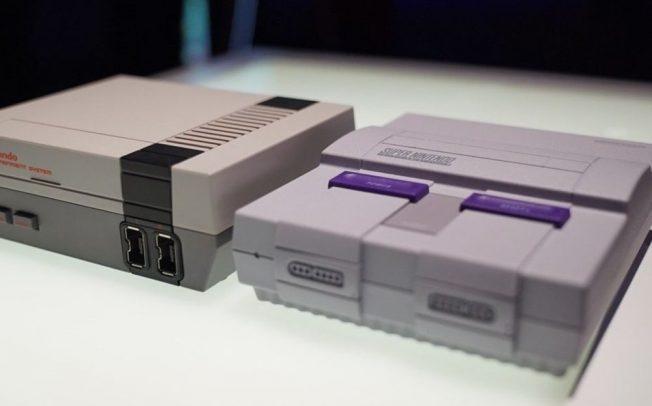 NES Classic Mini вернется в продажу в 2018-м году