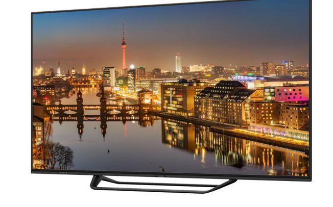 Sharp представила самый доступный 8K-телевизор