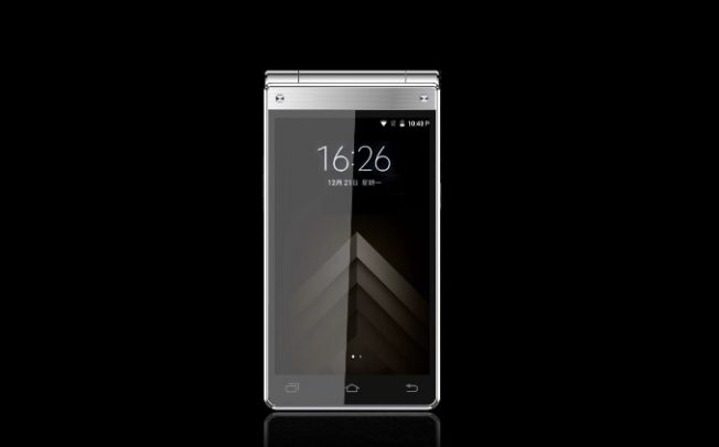 VKworld T2 Plus – раскладушка на Android с двумя экранами