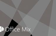 Microsoft Office Mix закрывается