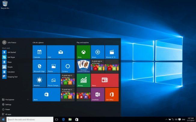Поддержка Windows 10 сборки 1511 прекращена