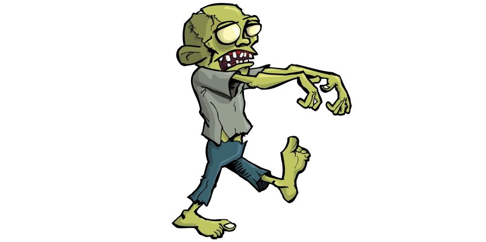 The Zombie Translator переведет текст с человеческого ...