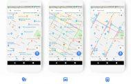 Google Карты получат обновленный дизайн