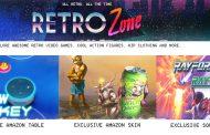Amazon открывает раздел Retro Zone