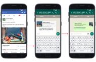 WhatsApp продолжают интегрировать с Facebook