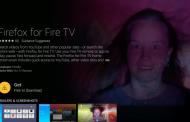 Firefox доступен для Amazon Fire TV