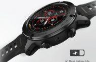 Смарт-часы Geekery IronCloud проживут 50 дней от одного заряда