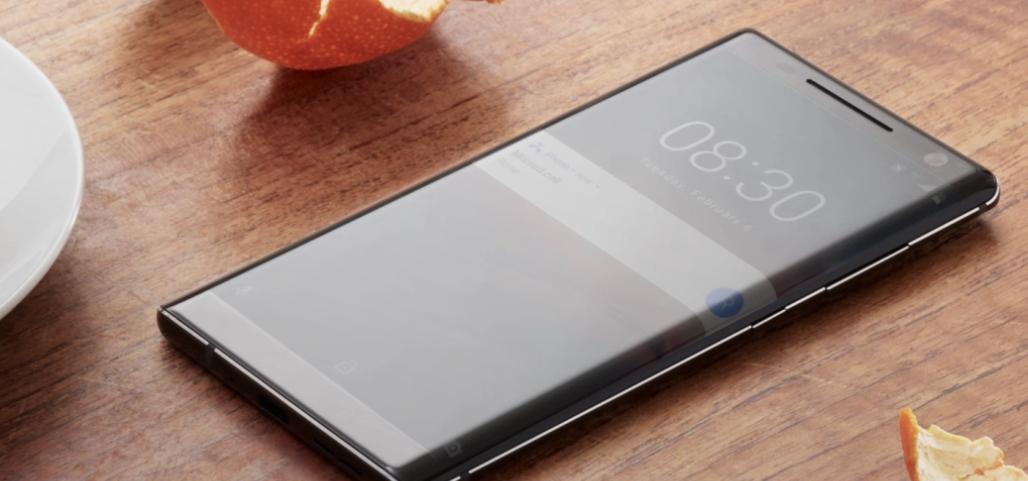 Nokia 8 Sirocco – новый флагман Nokia   forNote net