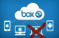Облачное хранилище Box прекратило поддержку приложений Windows 8-10