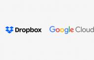 Сервисы Google получат интеграцию с Dropbox