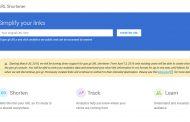 Сервис коротких ссылок Google URL Shortener будет закрыт, в пользу нового сервиса