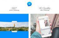 Facebook Messenger получил поддержку 360-градусных фото и видео