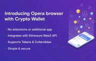 Браузер Opera для Android получил встроенный криптокошелек