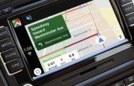Google Maps теперь доступны в CarPlay