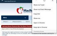 В Google Chrome тестируют сервис отложенного чтения