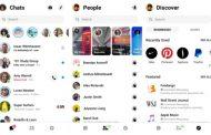 Facebook Messenger начал получать глобальное обновление