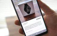 Google Lens становится частью мобильного поиска