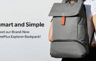 OnePlus анонсировала рюкзак Explorer Backpack