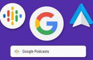 Google Подкасты теперь доступны на Android Auto