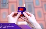 J.Flex – гибкий аккумулятор для носимой электроники