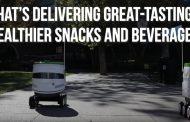 Snackbot – робот перевозчик еды от PepsiCo