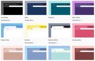 Разработчики Google Chrome выпустили 14 тем для браузера