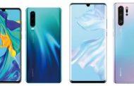 Huawei представила новые флагманские смартфоны P30 и P30 Pro